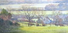 robert brindley paintings | ... of my recent watercolour paintings please visit the demonstration page
