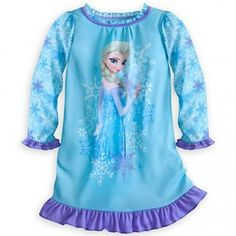 frozen bedroom | Category: Clothing | Tags: pajamas