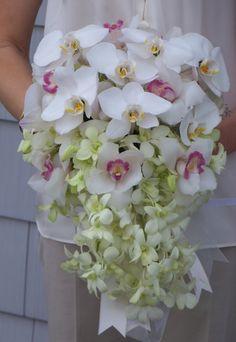 wedding orchid bouquet  #indianwedding, #southasianwedding, #shaadibazaar, #weddingcolors