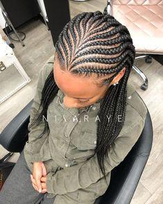 VRHOT Box Braids Crochet Hair Small Synthetic Hair Extensions Twist Crochet Braids Hairstyles Kanekalon Braiding Hair Style Long Dreadlocks for Black Women 18 inch, Crochet Braids Hairstyles, Kids Braided Hairstyles, African Braids Hairstyles, Little Girl Hairstyles, African Braids Styles, Small Box Braids Hairstyles, African American Braids, Hairstyle Braid, Kids Hairstyle
