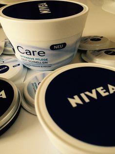 pertentavi: Produkttest: Eine Creme mit WOW-Effekt ? NIVEA CAR...