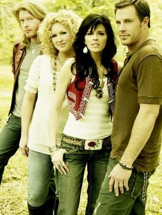 """LITTLE BIG TOWN sang sweet harmony at the 2011 Red River Valley Fair.  CMA Vocal Group of the Year Nominees 2006, 2007, 2008, 2009, 2010, 2011 Winner in 2012! 5 Grammy nominations including 2013 Best Country Group Performance; Winners CMA 2012 Single of the Year & 2012 ACA Group Music Video of the Year for """"Pontoon""""; 12 ACA nominations in addition to their 2012 win; 1 Teen Choice nomination."""
