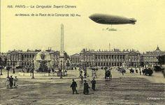 Paris en 1911 - Place de la Concorde Royal Priesthood, Vintage Paris, Timeline Photos, Louvre, France, History, Building, Travel, Baroque