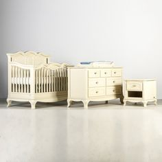 high end nursery furniture. Crib, Dresser, Nightstand, Free Mattress, Changer Tray.   High End Baby Nursery Furniture For Less Pinterest Furniture,\u2026 I