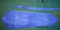 CORBATA para NIÑOS: TUTORIAL DIY | Jardín de Evita Baby Dress Patterns, Sewing, Diy, Costumes, Dog Clothing, How To Make, Dressmaking, Manualidades, Bricolage