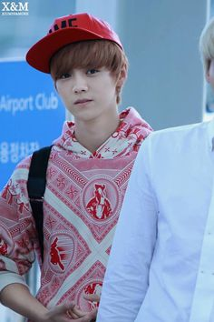 Luhan from EXO-M