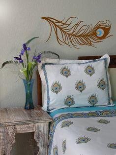Lovely light bedspreads for the bed, beach or to dog proof your sofa.