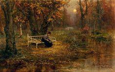 Julius Sergius von Klever - Осенние воспоминания