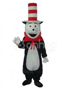 Magic Bear Plush Adult Mascot Costume