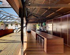Lilyfield Warehouse by Virginia Kerridge Architects