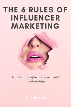 Do you use Instagram for business? We've boiled down the influencer marketing strategy to 6 key points. This list in meant to provide general instruction for #ecommerce business owners and entrepreneurs who are new or have intermediate experience with influencer marketing. Read it now! #influencermarketing #instagramtips