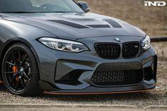 BMW F87 M2 grey