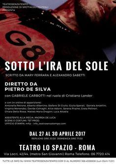 La tragedia di Genova al Teatro Lo Spazio di Roma | Lazionauta
