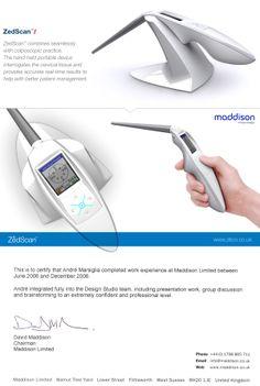 Cancer Diagnostics Device by André Marsiglia