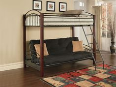 twin full convertible futon bunk bed adult futon bunk bed   neutral interior paint colors check more at      rh   pinterest