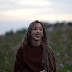 a smiling taeyeon to brighten your day :DD pls continue streaming spark we just passed views! and tae's still on iTunes chart so… Snsd, Sooyoung, Yoona, Girls Generation, Girls' Generation Taeyeon, Kpop Girl Groups, Korean Girl Groups, Kpop Girls, Yuri