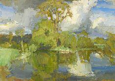 Portland Gallery November 2012 « The Art of Oliver Akers Douglas