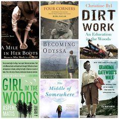 Books for adventurous women www.trailtosummit.com