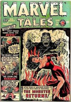 Marvel Tales #96 - The Witch's Son (Issue)
