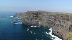 Cliffs of moher | We Heart It