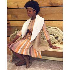 Nora Swing Dress #Anthropologie #MyAnthroPhoto