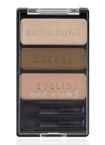 Wet 'n Wild~ Walking on eggshells Really pretty shimmer without tons of color. otherwise good pigmentation.