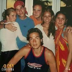 Anahi, Christian Chavez, Dulce Maria, y Alfonso Herrera #RBD #Clase406