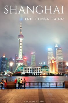 Top things to do in Shanghai: What to eat, top attractions, where to stay and how to save on sightseeing tickets and tours in one of our favorite cities. Places To Travel, Travel Destinations, Travel Tips, Holiday Destinations, Travel Guides, Visit Shanghai, Shanghai Skyline, Stuff To Do, Things To Do