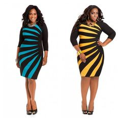 cb1c413d28e54 They should really restock this dress on Ashley Stewart! It was love at  first sight!