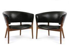 Nanna Ditzel chairs