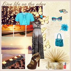 """blue/brown""  on Polyvore"