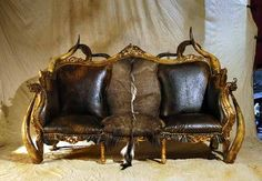 double black antique exotic luxury furniture design by Michel ...whoah