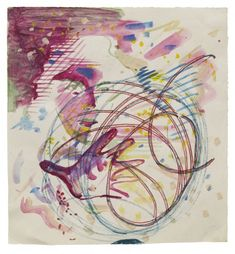 sigmar polke paintings | Sigmar Polke, Untitled (Face with Hand) (1968)