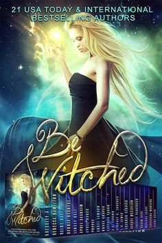 Be Witched: A Paranormal Romance Boxed Set of Witches and Magic Publication date: May 3rd 2016 Genres: Adult, Paranormal Romance