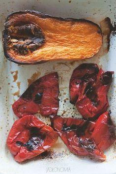 Dodatek selera naciowego, kolorowych papryk, chili czy dyni? O podstawowym…