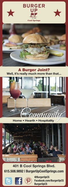 So much more than a burger joint!