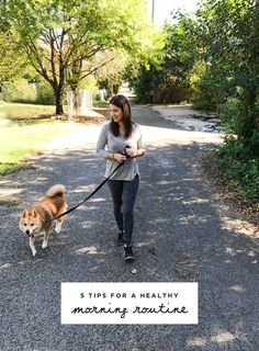 5 Tips for a Healthy Morning Routine #sponsored by @burtsbees #drinkitallin