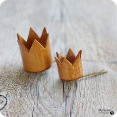 princess hair pins!