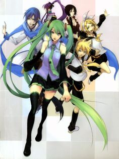 Vocaloid characters- Kaito; YOU LOOK AWESOME!!