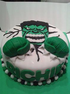 hulk birthday cakes for kids Bing Images yum Pinterest Hulk