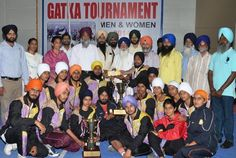 Punjabi University wins All India inter-University Gatka Championship - http://sikhsiyasat.net/2015/03/26/punjabi-university-wins-all-india-inter-university-gatka-championship/