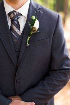 Calla Lillies were the bride's favorite! #bestdayever61816