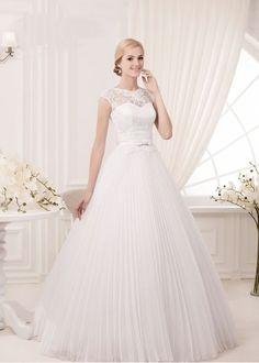 Свадебное платье «А-Силуэт» BL-110-1