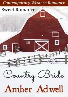 Country Bride - Contemporary Western Romance
