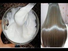 Alisamento Desmaia cabelo na HORA!  A Melhor Progressiva natural Caseira - YouTube