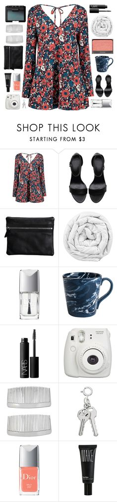 """""""poppy"""" by adal1ne ❤ liked on Polyvore featuring Repetto, Brinkhaus, Christian Dior, NARS Cosmetics, John Lewis, Make, TalisLittleTag, melsunicorns, MeenaGotTagged and gottatagrandomn3ss"""