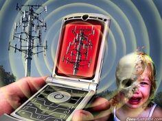 cellphone dangers