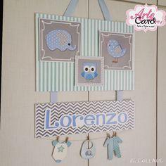 Cartel de nacimiento que viajará a Canadá para recibir a Lorenzo..  #nacimiento #bebe #carteldenaci - artecardmv
