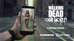 Remember Pokemon Go, the augmented reality mobile sensation that defined summer 2016? Well, get ready for an AR game of a completely different variety to become your next obsession. AMC and developer Next Game have announced The Walking Dead: Our World, a location-based augmented reality...