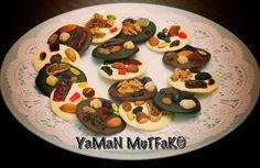 Chocolate Mendiants by YaMaN MuTFaK!